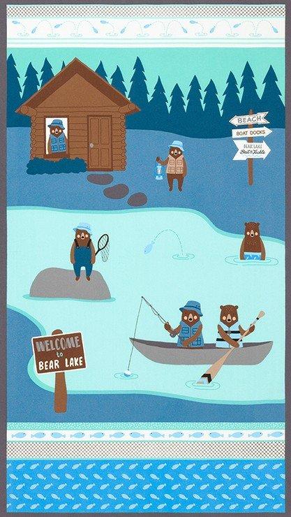 Brawny Bears Panel