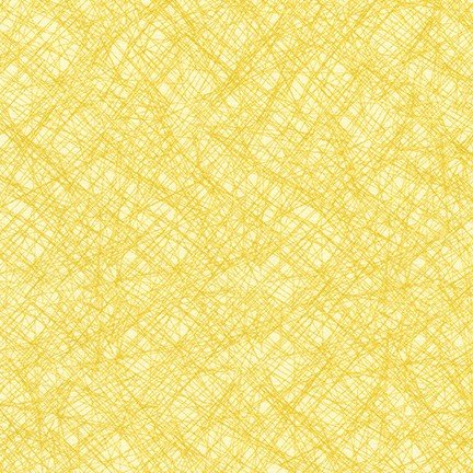 Lou Lou - Lemon Line Scribble