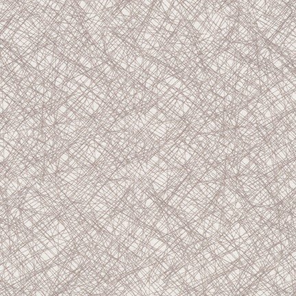 Lou Lou - Taupe Line Scribble