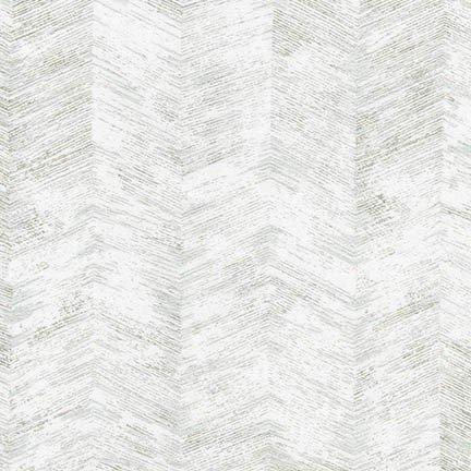 Shimmer On - Frost Herringbone