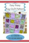 Easy Peasy Rag Quilt