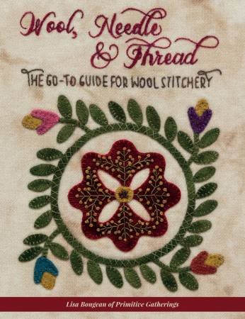 Wool Needle & Thread
