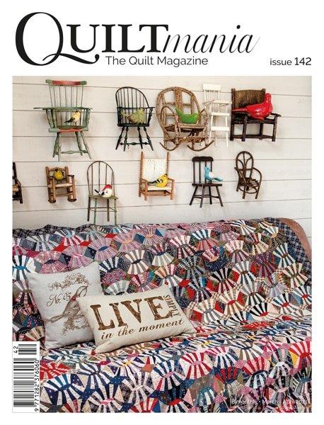 Quiltmania - The Quilt Magazine #142