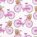 Farmer's Market - Pink - Bikes