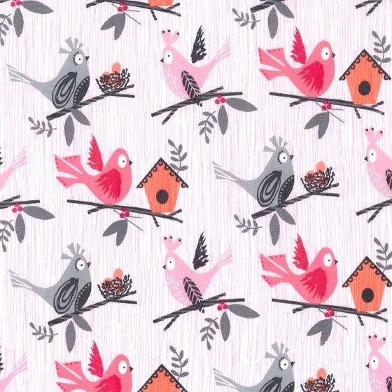 Bird Dee Da - Pink