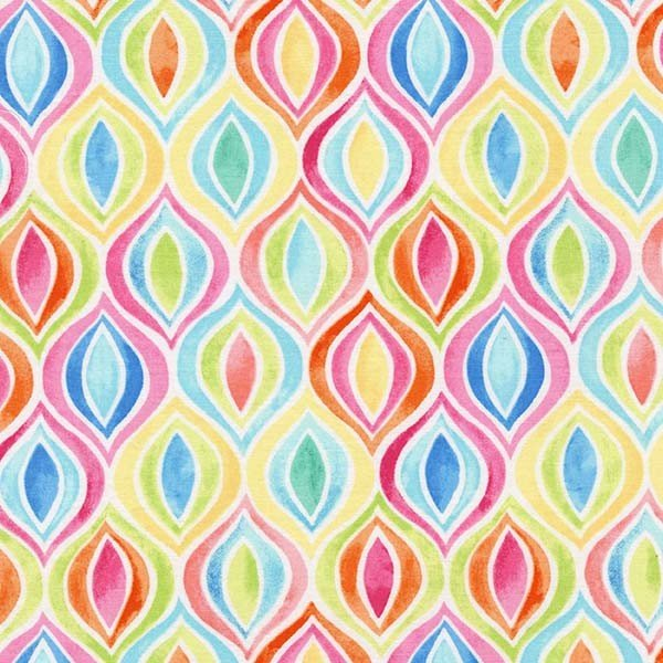Frolic -Mini Bargello - Spring
