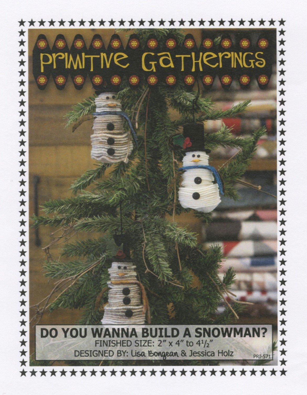 Do You Wanna Build A Snowman? - Modern Kit
