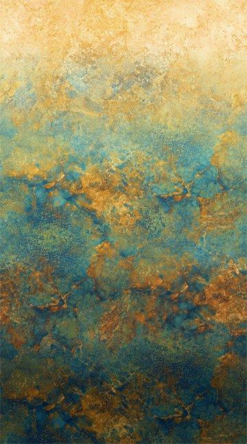 Stonehenge Ombre - Oxi Copper