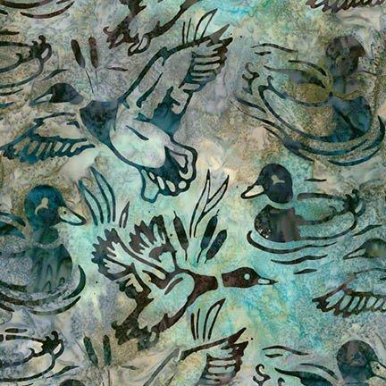 Wildlife Sanctuary 4 - Duck - Rain