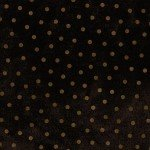 Woolies Flannel - Espresso Dot