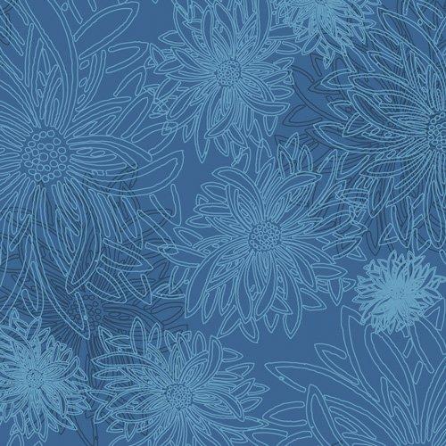 Floral Elements - Lapis Lazuli