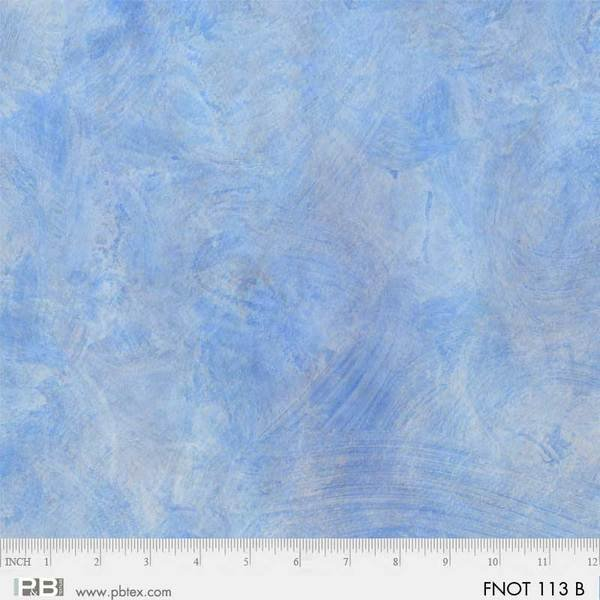 Field Notes - Blue Texture