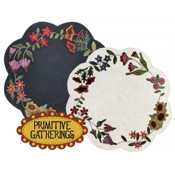 Garden Blooms Table Mat Kit (Light)