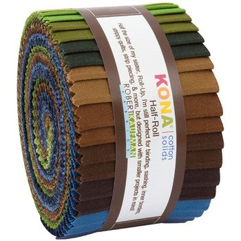 Kona Cotton Adventure Half Roll