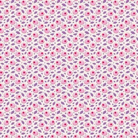 Bird Pond - Tiny Plum Pink