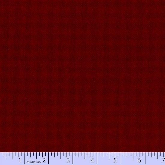 Primo Plaid - Small Red Check