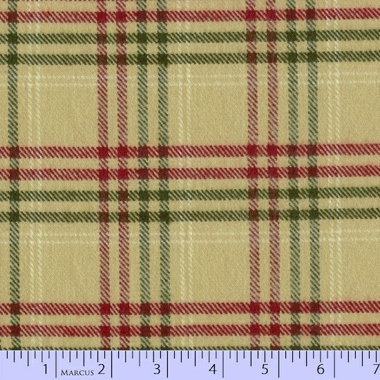 Primo Plaid Red/Green