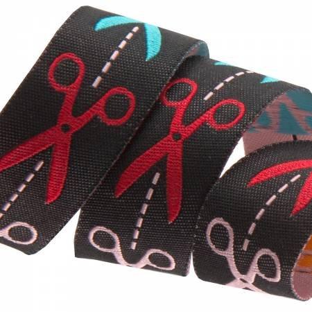 Renaissance Ribbons Scissors - 7/8 in.