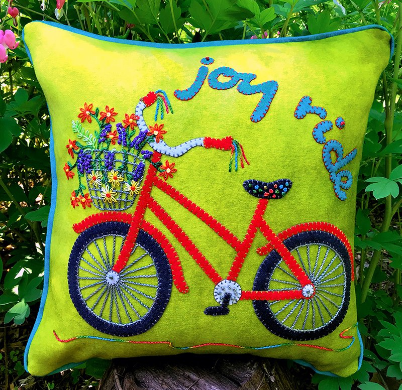 Joy Ride Pillow Kit