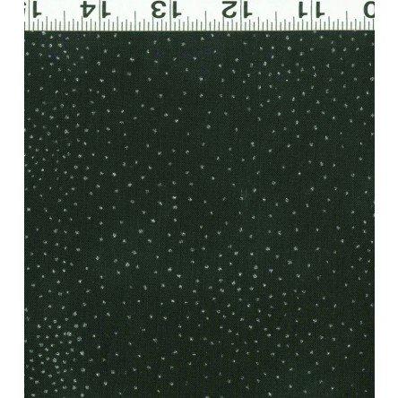 LB Basic Silver Dot Black Metallic