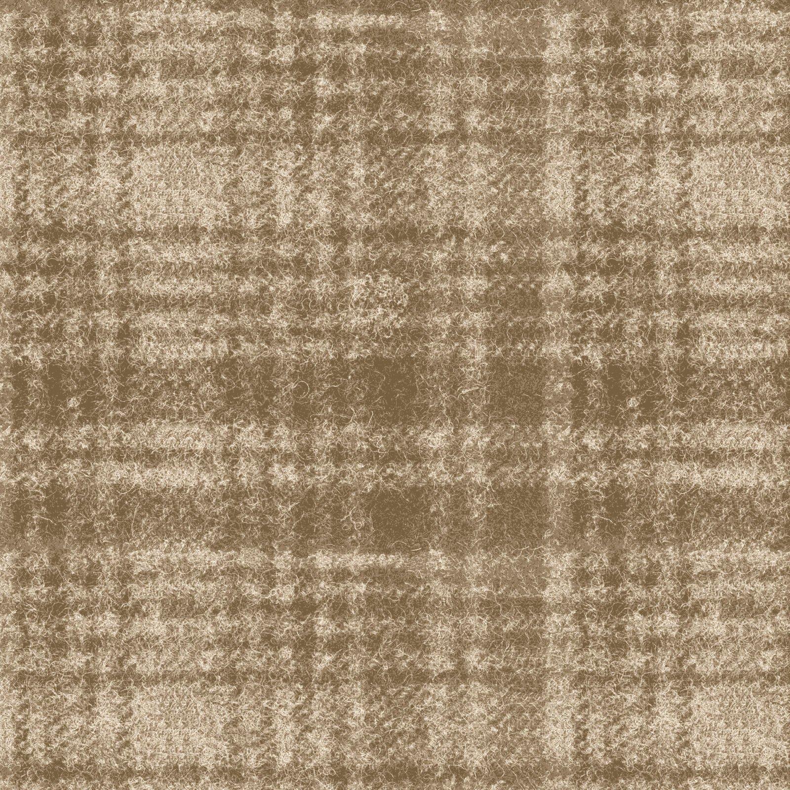 Woolies Flannel -Brown/Tan