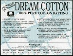 Dream W. Cotton Request - Crib - 46 x 60