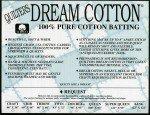 Dream W. Cotton Request - Double - 96 x 93