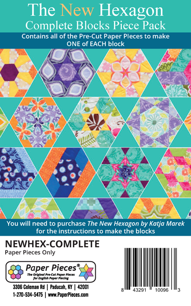 New Hex Complete Blocks Piece Pack