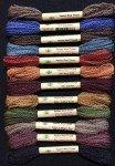 Valdani Wool Thread Collection - Primitive Art