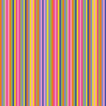 Spring Fever -  Sassy Stripes Rainbow