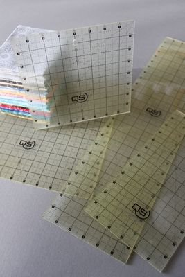 Quilters Select Ruler - 8x8