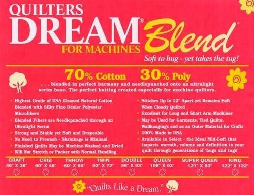 Dream Blend - Twin - 93 x 72