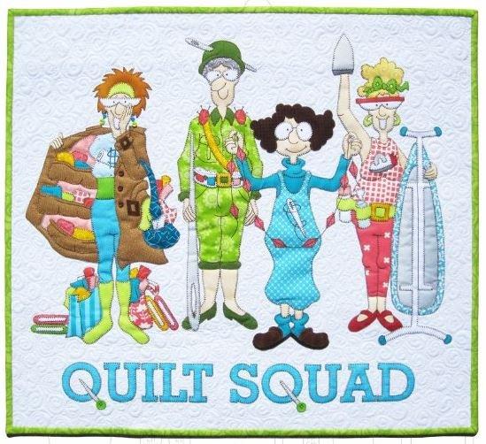 Quilt Squad Kit