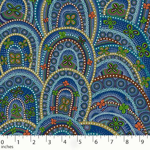 Rebirth Butterfly Spirits Blue