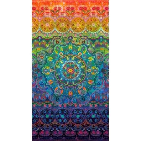 Flourish - Woven Rainbow