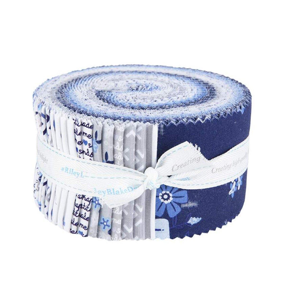 Blue Stitch - 2.5 Strips
