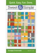 Sweet & Simple - Scrappy Crossroads