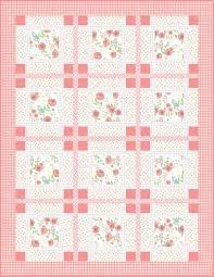 Flower Garden Pink - 44 x 57