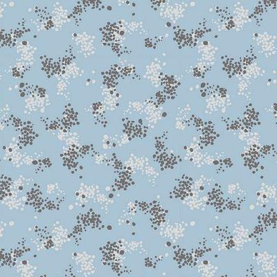 Drys - Dots, Gray Blue