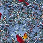 Let It Snow - Cardinals