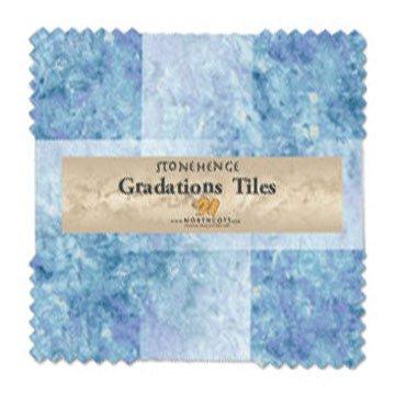 Stonehenge Gradations Tiles - Mystic Midnight