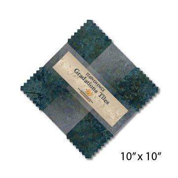 Stonehenge Gradations Tiles - Blue Planet