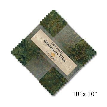Stonehenge Gradations Tiles - Robin's Egg