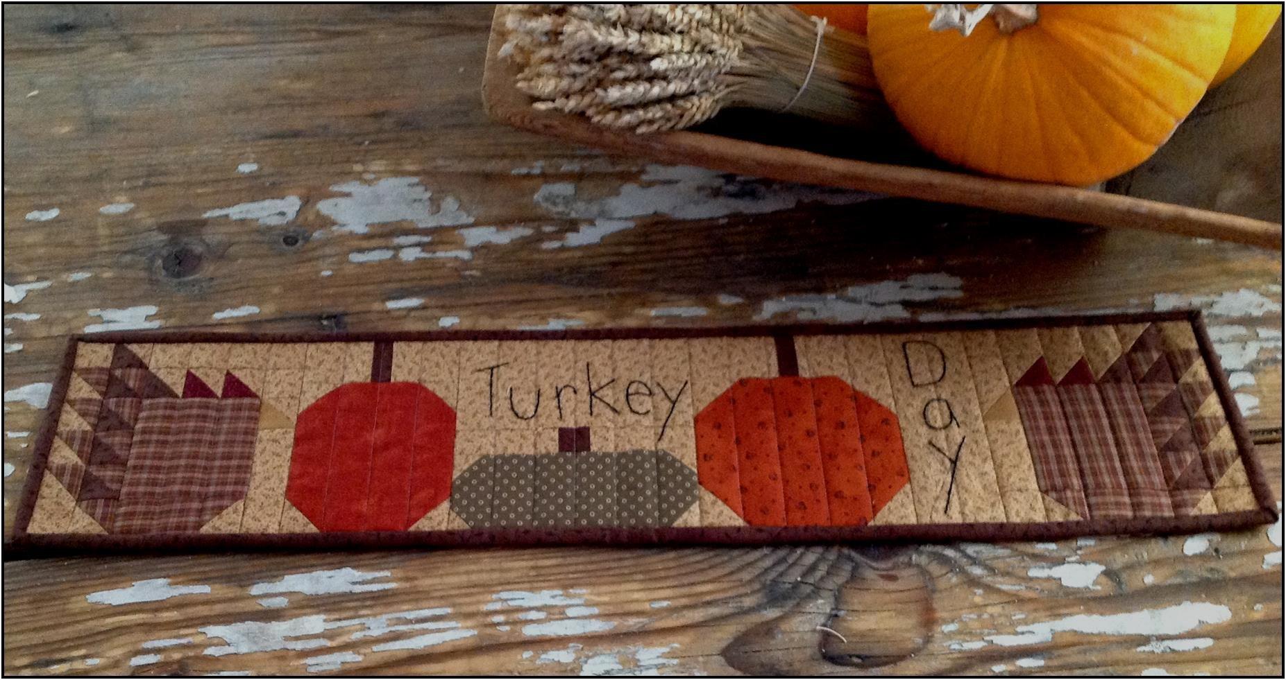 Turkey Day Mini Runner