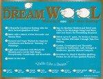 Dream Wool - Throw - 60 x 60