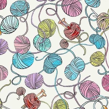 Knittens Light Cream