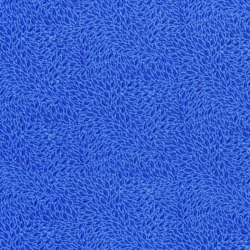 Hopscotch Leaves Sapphire