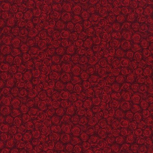 Hopscotch Rose Petals Ruby