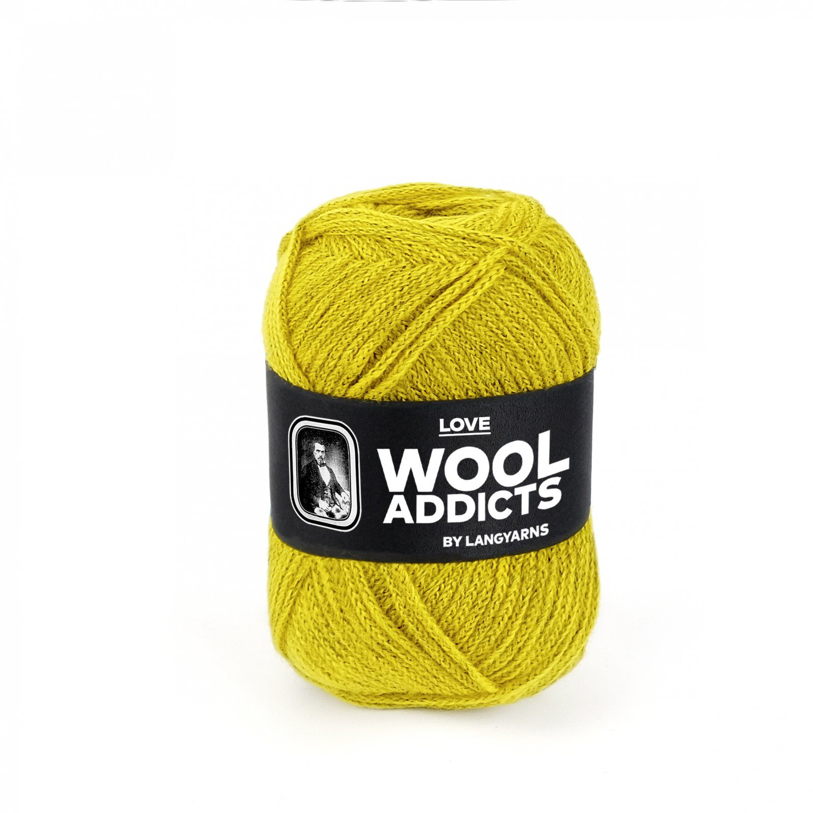 LOVE - WoolAddicts by Lang