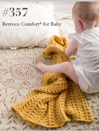 Berroco Booklet #357 For Baby